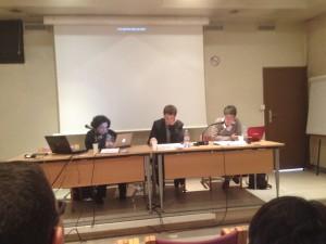 """Panel présidé par Vincent Villemain avec Sara Teinturier et Liliane Vana : """"Lois et règlements religieux face aux mutations de genre"""""""