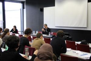 «L'éternel féminin» dans le soufisme. Lectures d'Ibn 'Arabî et de l'émir Abd el-Kader. Eric Geoffroy (Université de Strasbourg)