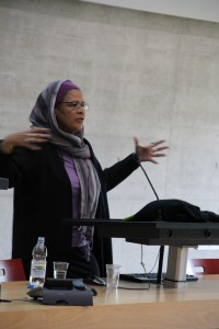 """Muslim Women in the New Millennium"" conférence d'Amina Wadud"