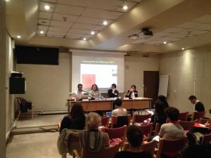 """""""Emergences de nouvelles autorités religieuses à la faveur des questions de genre"""" Panel présidé par Alfonsina Bellio avec David Smadja, Josselin Tricou et Diletta Guidi"""